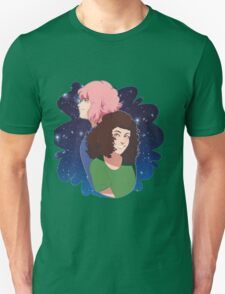 THE INCREDIBLE SPACE DUO Holly and Kati! T-Shirt