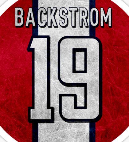 The Nicky B Sticker