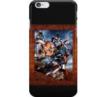 Designed Motocross  iPhone Case/Skin