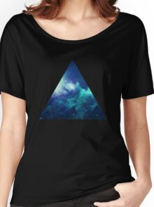 Black Triangle Women's Relaxed Fit T-Shirt