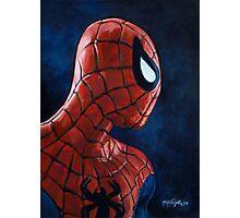 Spiderman! Heroic Profiles #1 Photographic Print