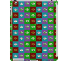 Interior Design digital quilt  iPad Case/Skin