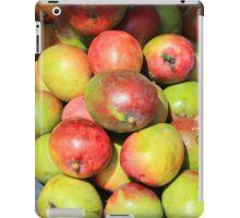 Lemons Tomatoes Mangoes and Onions iPad Case/Skin