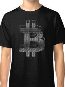 Bitcoin ASCII Tee Classic T-Shirt