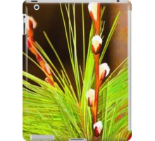 Pussy Willow iPad Case/Skin