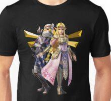 2 heroes  Unisex T-Shirt