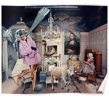 The Farmers Dolls House. Poster