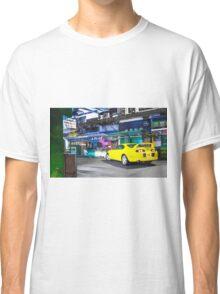 TOYOTA Supra in Yellow Classic T-Shirt
