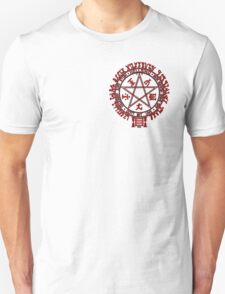 Hellsing Insignia - Red Unisex T-Shirt