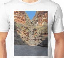 Cathedral Gorge walk, Purnululu National Park, Kimberley, Western Australia Unisex T-Shirt
