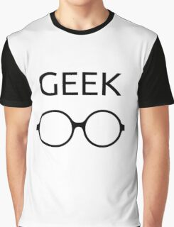 GEEK Graphic T-Shirt