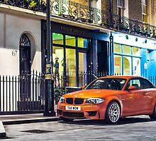 BMW 1M  by Rico Liu