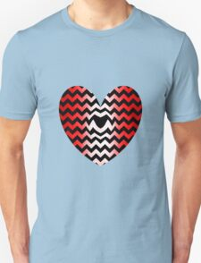 Hole with a heart T-Shirt