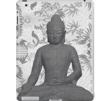 Seated Buddha iPad Case/Skin