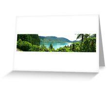 Rotorua (2) Greeting Card