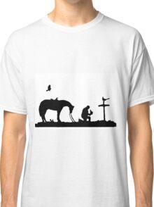 Cowboy's Prayer Classic T-Shirt