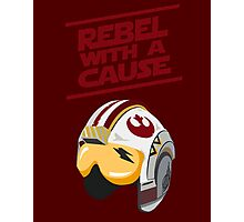 Star Wars - Rebel With a Cause  Photographic Print