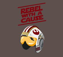 Star Wars - Rebel With a Cause  T-Shirt