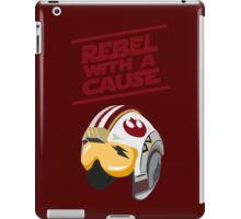 Star Wars - Rebel With a Cause  iPad Case/Skin