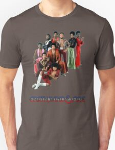Earth, Wind and Fire - Maurice White Tribute Unisex T-Shirt