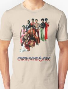 Earth, Wind and Fire - Maurice White Tribute T-Shirt