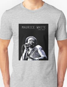 Maurice White RIP T-Shirt
