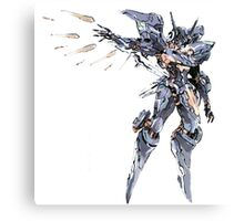 Zone of the Enders - Jehuty Canvas Print