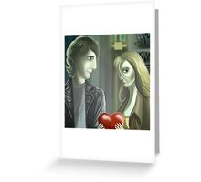another chance Greeting Card