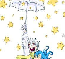 DMmd :: Stars rain Sticker