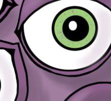 Eyesball Sticker