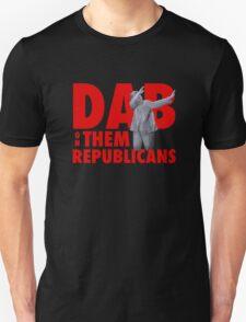 Hillary Clinton Dab on Them T-Shirt T-Shirt