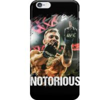 Conor McGregor - Notorious iPhone Case/Skin