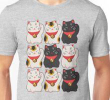 Beckoning Cat Unisex T-Shirt