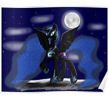 Sweet Dreams - Nightmare Moon Poster