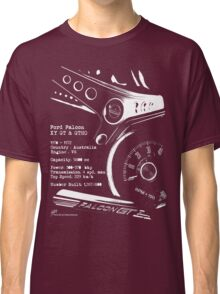 Ford Falcon XY GT & GTHO (specifications) © Classic T-Shirt
