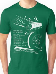 Ford Falcon XY GT & GTHO (specifications) © Unisex T-Shirt