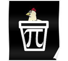 Chicken Pot Pi Poster