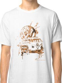 Volkswagen Kombi Splash Sepia © Classic T-Shirt