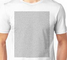 Toy Story 3 [Script] Unisex T-Shirt