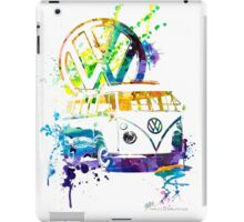 Volkswagen Kombi Splash © iPad Case/Skin