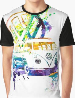 Volkswagen Kombi Splash © Graphic T-Shirt