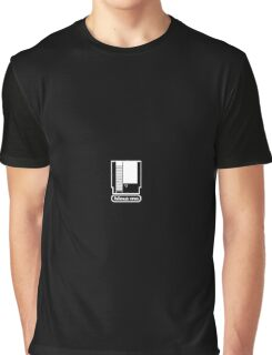 """Blow me"" NES cartridge iPhone case. Graphic T-Shirt"