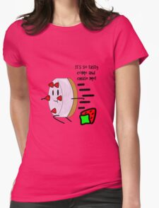"""""""Ice Cream Cake"""" Vague K-Pop Reference Tee Womens Fitted T-Shirt"""