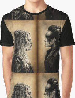 Clexa Graphic T-Shirt