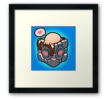 Match Made in Black Mesa Framed Print