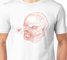 Flukeman Kisses Unisex T-Shirt