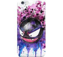 Epic Ghastly - watercolor - Street art Tshirts n more! Jonny2may iPhone Case/Skin