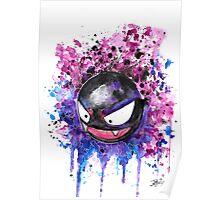 Epic Ghastly - watercolor - Street art Tshirts n more! Jonny2may Poster