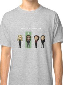 Select Lexa (x3) Classic T-Shirt