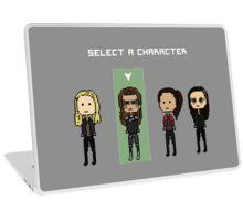 Select Lexa (x3) Laptop Skin